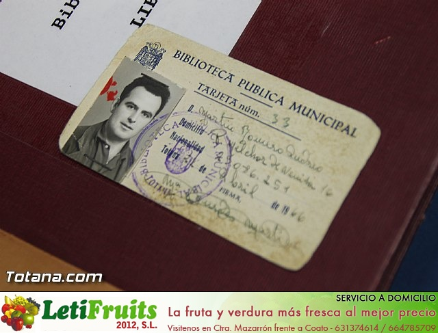 Acto 50 aniversario Biblioteca Municipal - 31