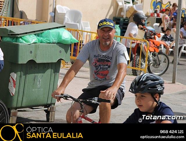 Marcha ciclista Fiestas barrios Olímpico-Las Peras-Estación-Triptolemos 2017 - 25