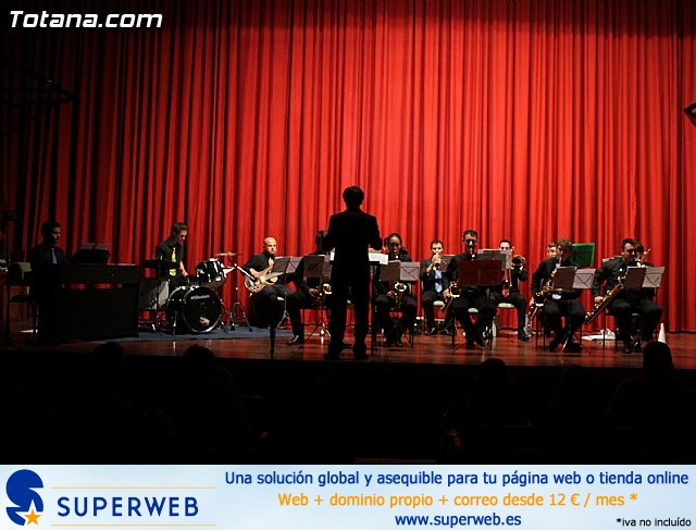 Concierto presentación The Big Band Theory - 7