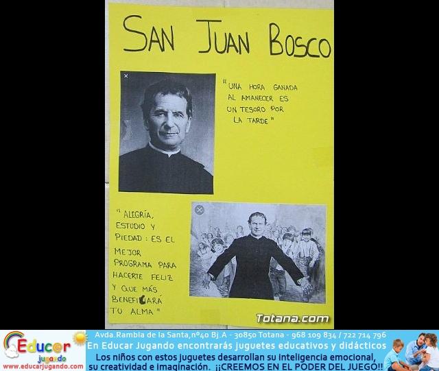 El IES Prado Mayor celebró la festividad de San Juan Bosco 2019 con numerosas actividades - 2