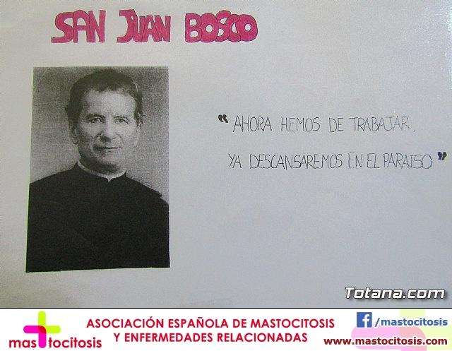 El IES Prado Mayor celebró la festividad de San Juan Bosco 2019 con numerosas actividades - 9