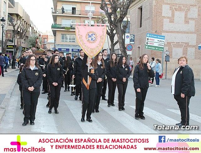 Traslado burrica - Semana Santa 2019 - 1