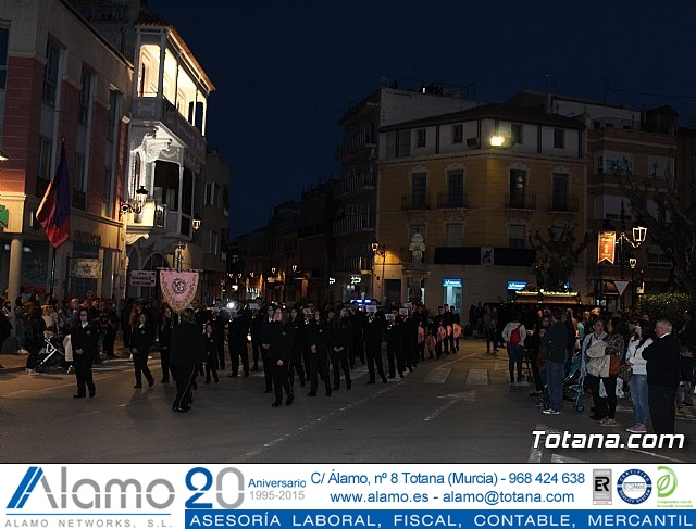 Traslado burrica - Semana Santa 2019 - 3