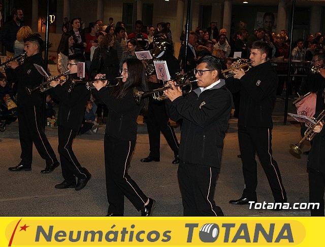 Traslado burrica - Semana Santa 2019 - 12