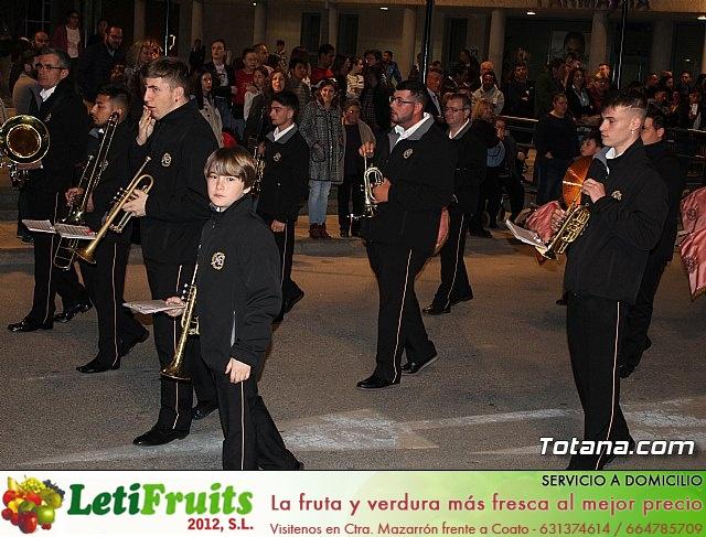 Traslado burrica - Semana Santa 2019 - 13