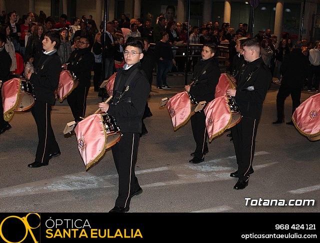 Traslado burrica - Semana Santa 2019 - 16