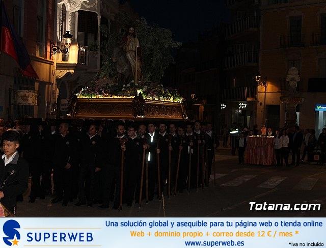 Traslado burrica - Semana Santa 2019 - 17