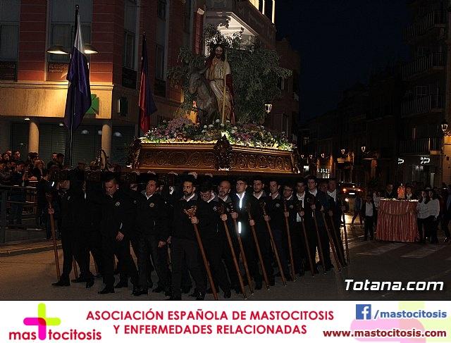 Traslado burrica - Semana Santa 2019 - 19