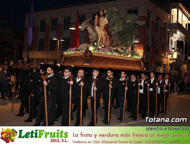 Traslado burrica - Semana Santa 2019 - 20