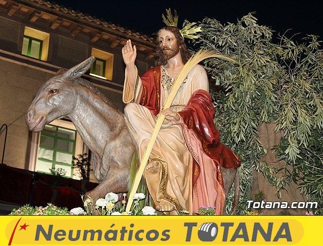 Traslado burrica - Semana Santa 2019 - 25