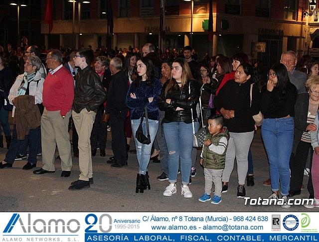 Traslado burrica - Semana Santa 2019 - 27