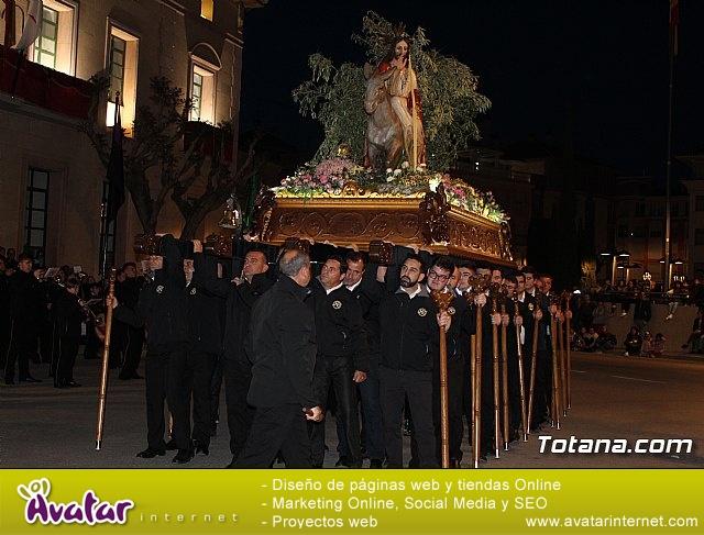 Traslado burrica - Semana Santa 2019 - 31