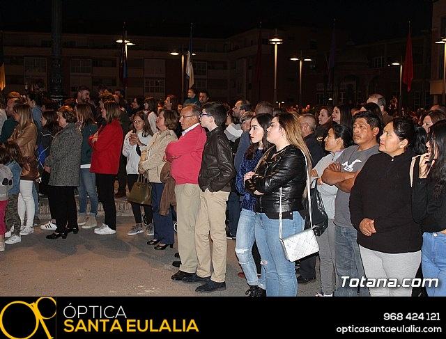Traslado burrica - Semana Santa 2019 - 35