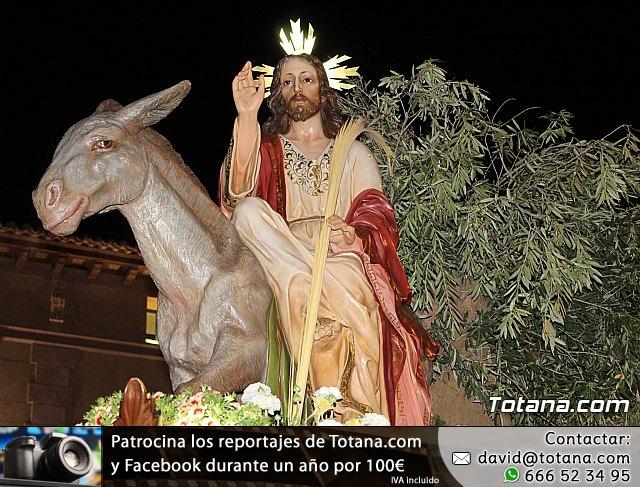 Traslado burrica - Semana Santa 2019 - 37
