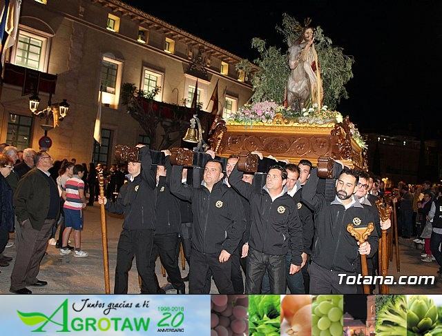 Traslado burrica - Semana Santa 2019 - 38