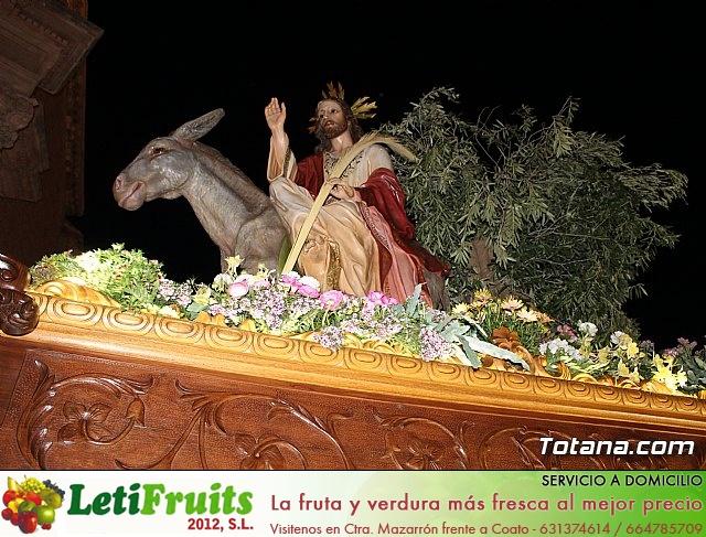 Traslado burrica - Semana Santa 2019 - 39