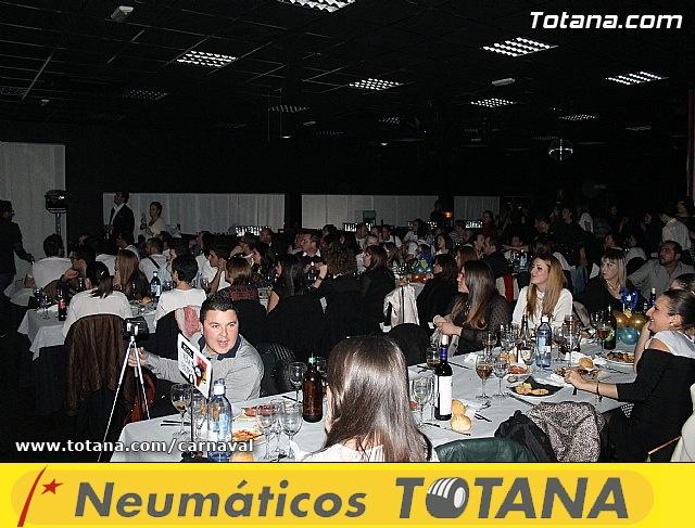 Cena Carnaval 2014 - Proclamación de La Musa y Don Carnal 2014 - 40