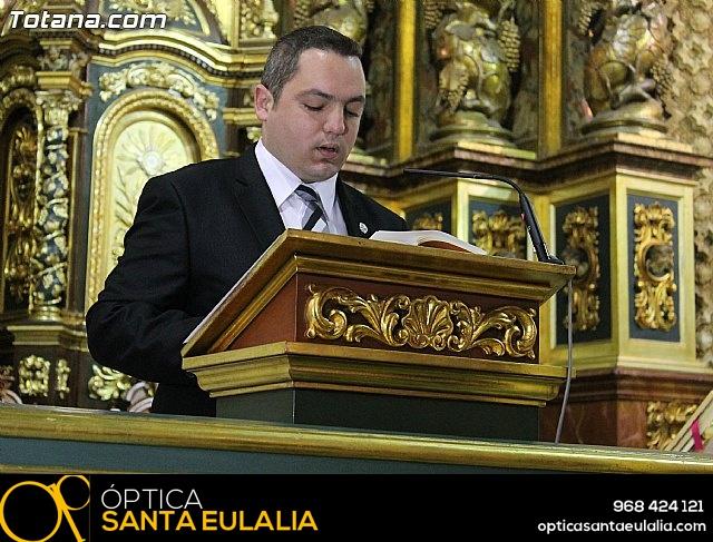 Acto de Juramento y toma de posesión del nuevo Presidente del Cabildo - 16