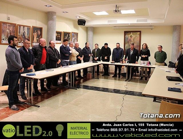 Nazareno de Honor y Pregonero de la Semana Santa de Totana 2018  - 1