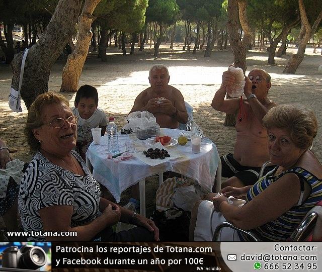 Cala del Pino. La Manga del Mar Menor. 2013 - 4