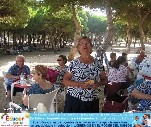 Cala del Pino. La Manga del Mar Menor. 2013 - 16