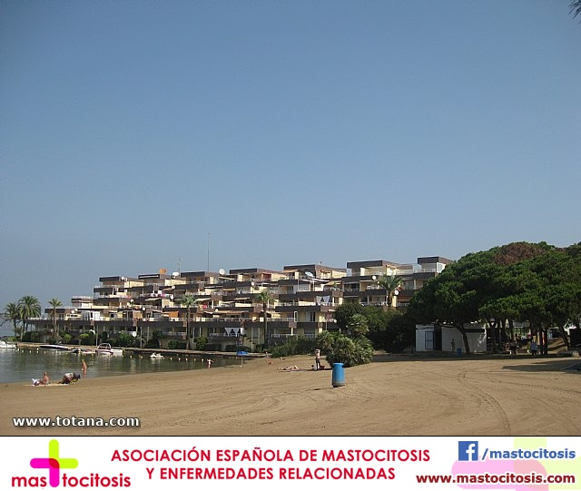Cala del Pino. La Manga del Mar Menor. 2013 - 24