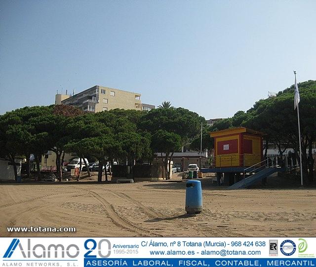 Cala del Pino. La Manga del Mar Menor. 2013 - 32