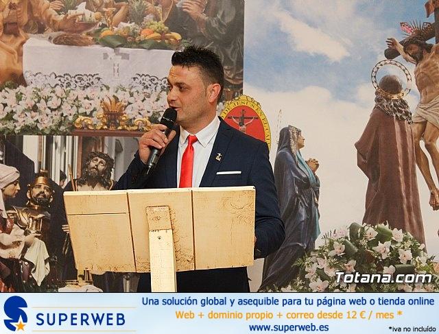 Cena gala 2018 - Hermandad de Jesús en el Calvario y Santa Cena - 29