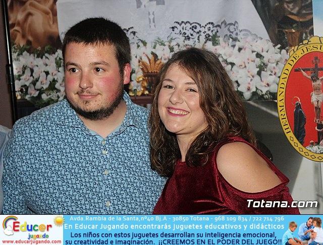 Cena gala 2018 - Hermandad de Jesús en el Calvario y Santa Cena - 383