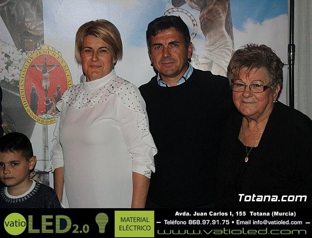 Cena gala 2018 - Hermandad de Jesús en el Calvario y Santa Cena - 391