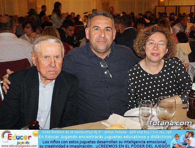 Cena Gala Hdad. de Jesús en el Calvario y Santa Cena 2019 - 15