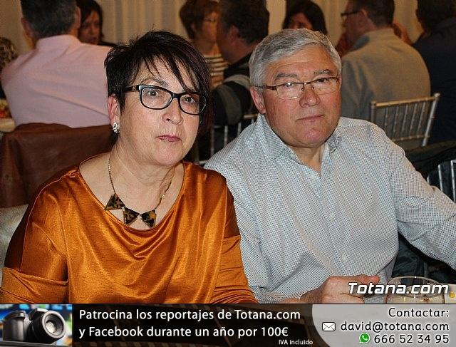 Cena Gala Hdad. de Jesús en el Calvario y Santa Cena 2019 - 55