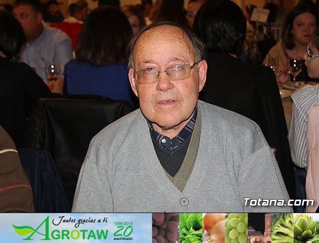 Cena Gala Hdad. de Jesús en el Calvario y Santa Cena 2019 - 67