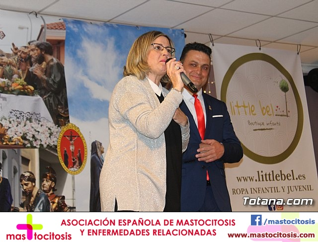 Cena Gala Hdad. de Jesús en el Calvario y Santa Cena 2019 - 461