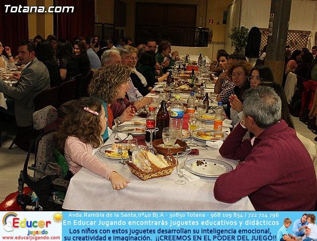 Cena-gala. Hdad de Jesús en el Calvario y Santa Cena 2013 - 3