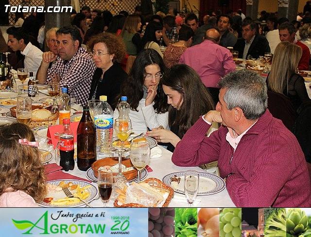 Cena-gala. Hdad de Jesús en el Calvario y Santa Cena 2013 - 4
