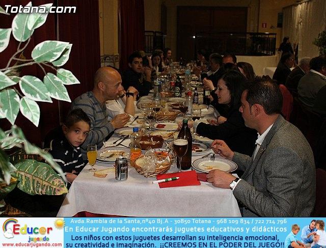 Cena-gala. Hdad de Jesús en el Calvario y Santa Cena 2013 - 6