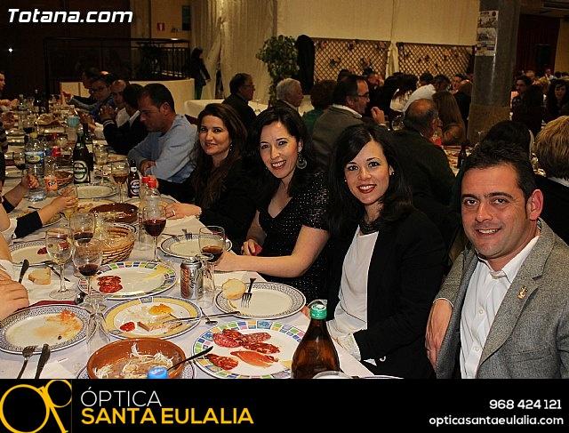 Cena-gala. Hdad de Jesús en el Calvario y Santa Cena 2013 - 8