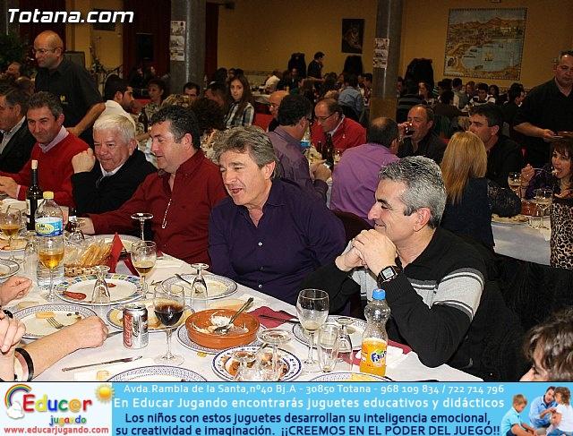 Cena-gala. Hdad de Jesús en el Calvario y Santa Cena 2013 - 11