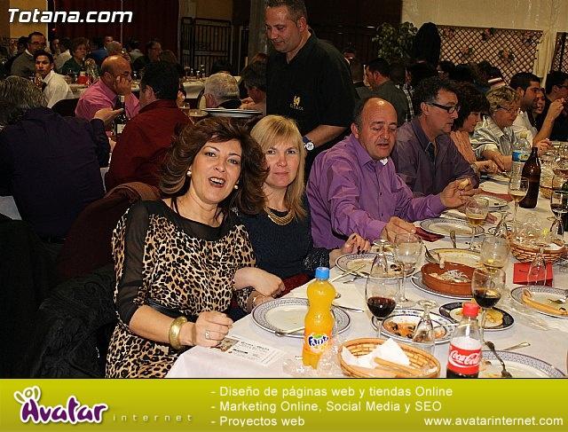 Cena-gala. Hdad de Jesús en el Calvario y Santa Cena 2013 - 18
