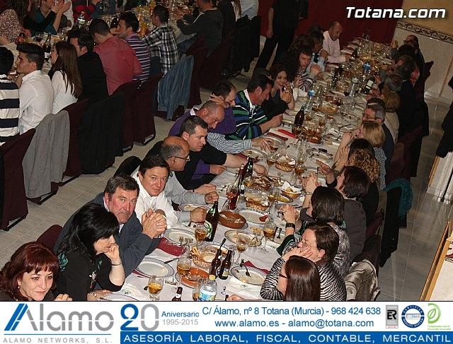 Cena-gala. Hdad de Jesús en el Calvario y Santa Cena 2013 - 22