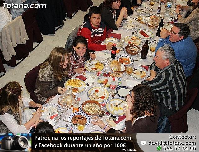 Cena-gala. Hdad de Jesús en el Calvario y Santa Cena 2013 - 23