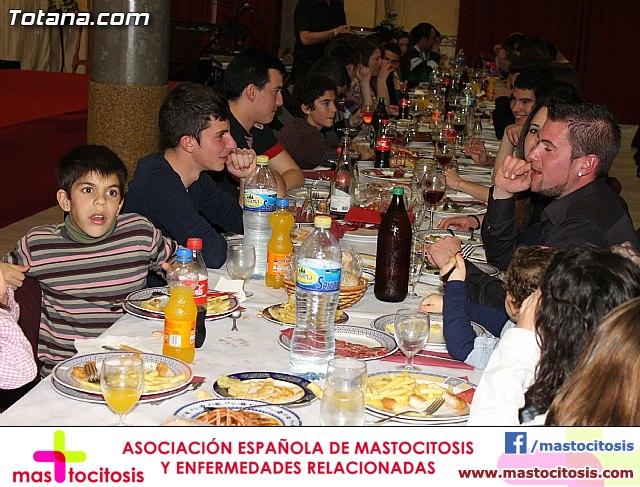 Cena-gala. Hdad de Jesús en el Calvario y Santa Cena 2013 - 24