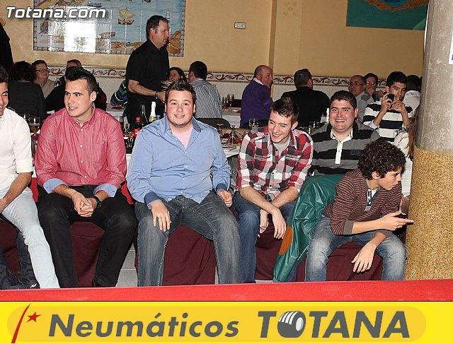 Cena-gala. Hdad de Jesús en el Calvario y Santa Cena 2013 - 30