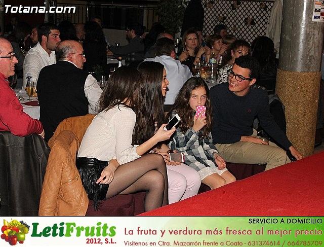 Cena-gala. Hdad de Jesús en el Calvario y Santa Cena 2013 - 32