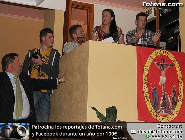 Cena-gala. Hdad de Jesús en el Calvario y Santa Cena 2013 - 33