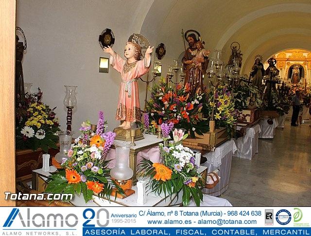 Procesión El Paretón-Cantareros 2012 - 4