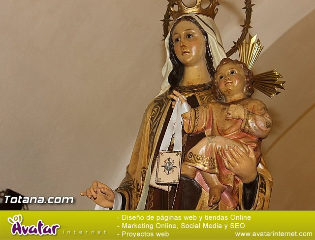 Procesión El Paretón-Cantareros 2012 - 14