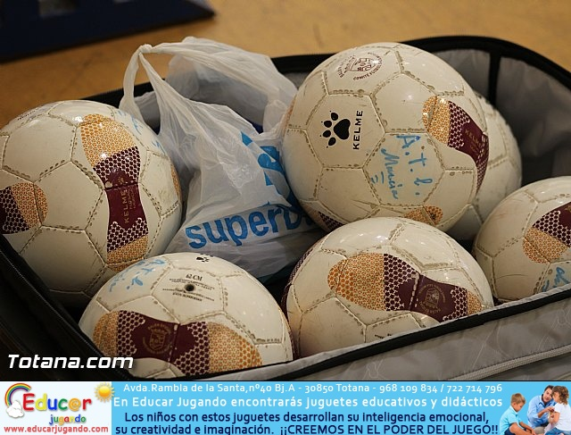 C.F.S. Capuchinos - A.T. Murcia Futsal (3-7) - 1
