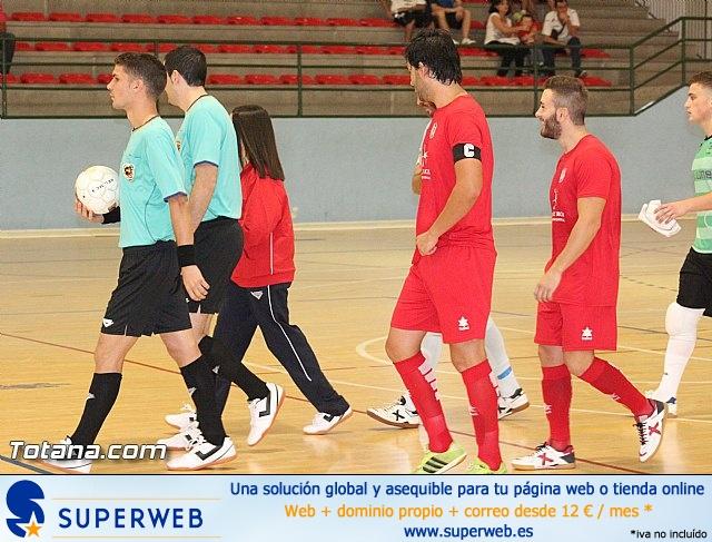C.F.S. Capuchinos - A.T. Murcia Futsal (3-7) - 3
